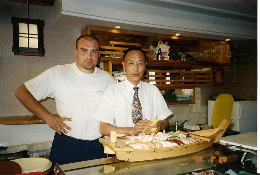 Szefowie Restauracji Tsuri Sushi Pruszków