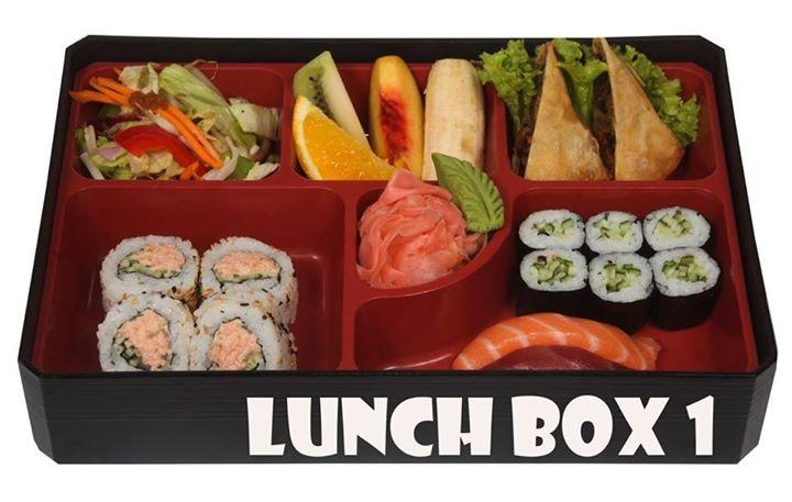 sushi-lunch box 1