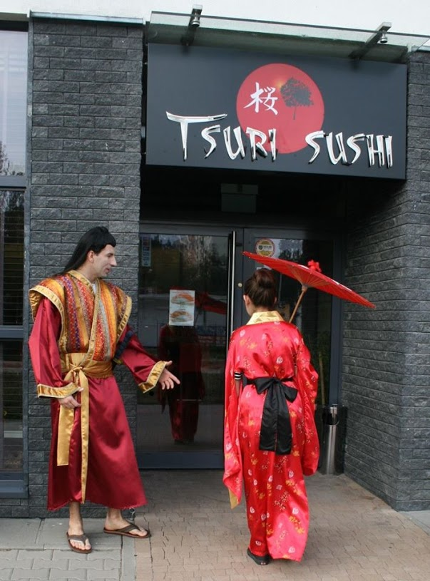 Tsuri Sushi Japońska Restauracja Warszawa Ochota