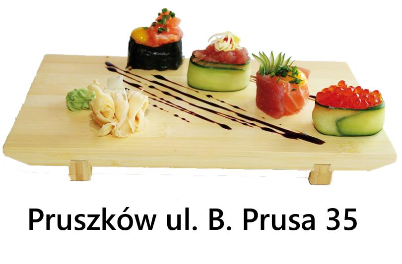 Tsuri Sushi Pruszków Bolesława Prusa 35