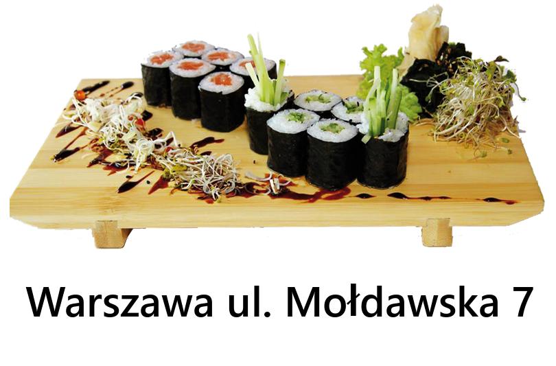 Tsuri Sushi Warszawa Mołdawska 7