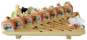 CALIFORNIA MAKI 8 pc.